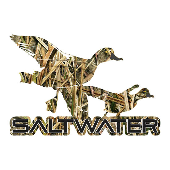 Immagine di ADESIVO SALTWATER WATERFOWL